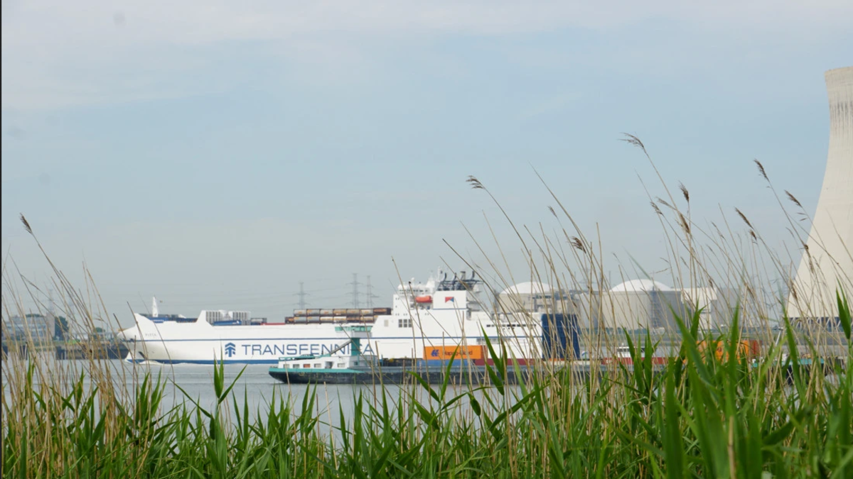 "The Port of Antwerp said this cross-border CCS project would become ""one of the first and largest multimodal open access CO2 export infrastructures in the world"" (Image: Port of Antwerp)"