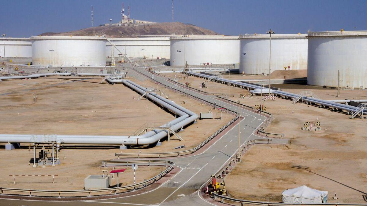 Jebel Dhanna terminal in Ruwais, Abu Dhabi, UAE (source: ADNOC)