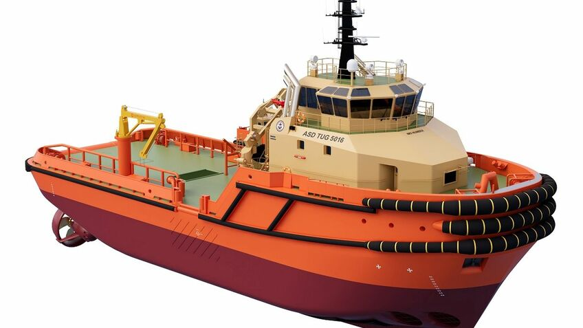 Edison Chouest orders offshore terminal tugs for key tanker-loading project