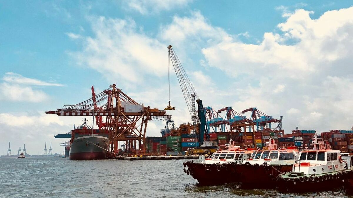 Port of Banten Indonsia is digitalising pilotage planning (source: Innovez)