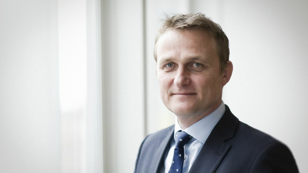 David Loosely (BIMCO): Unilateral action by the EU is not a solution for shipping (source: BIMCO)