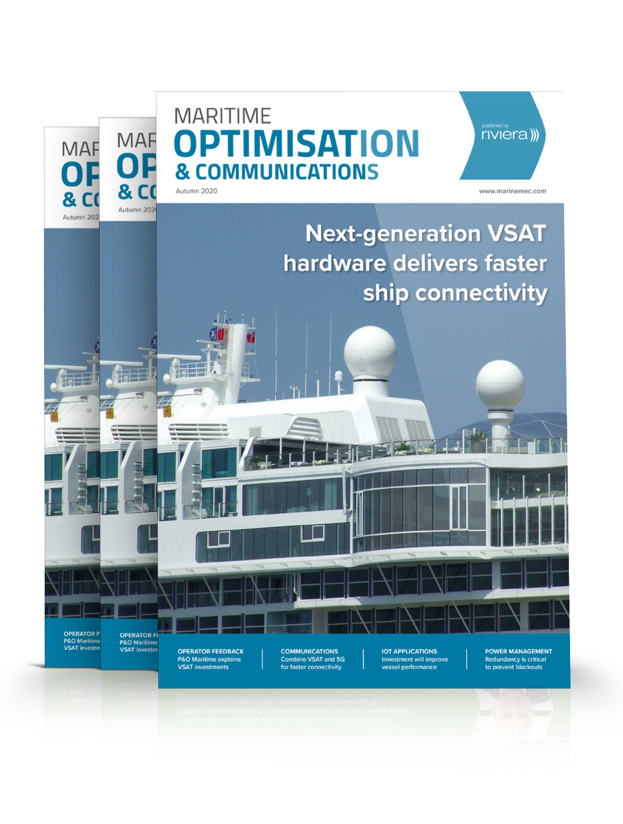 Maritime Optimisation & Communications