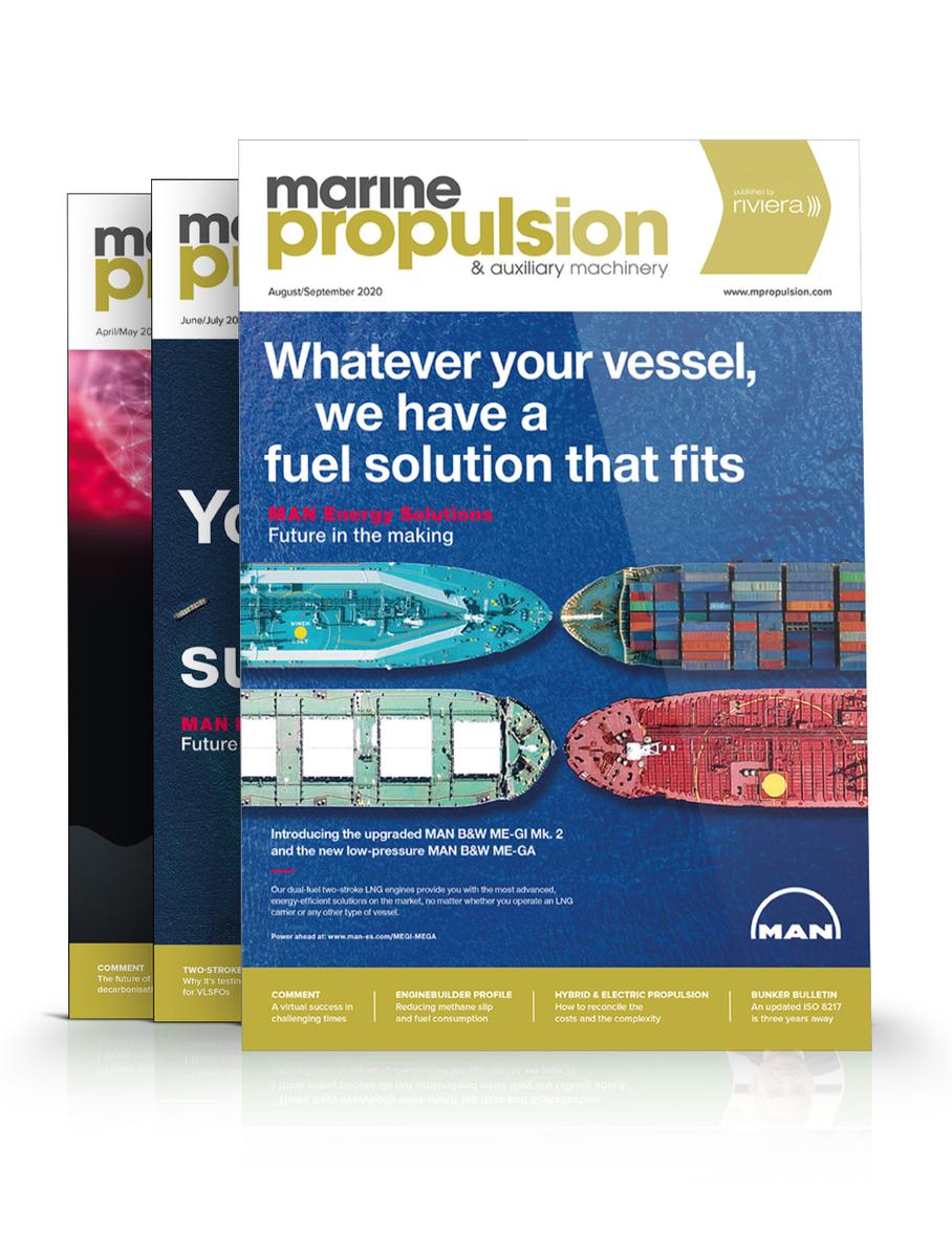 Marine Propulsion & Auxiliary Machinery