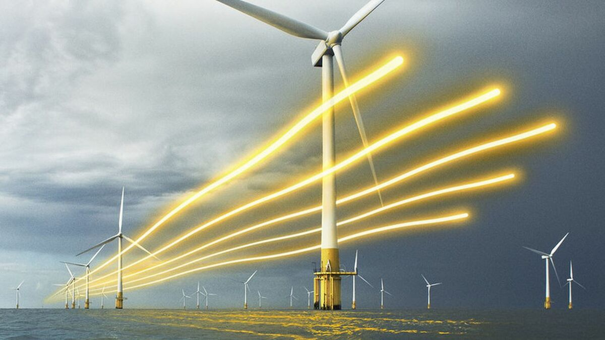The ESO report highlights the potential advantages of an integrated approach to transmission of electricity from offshore wind