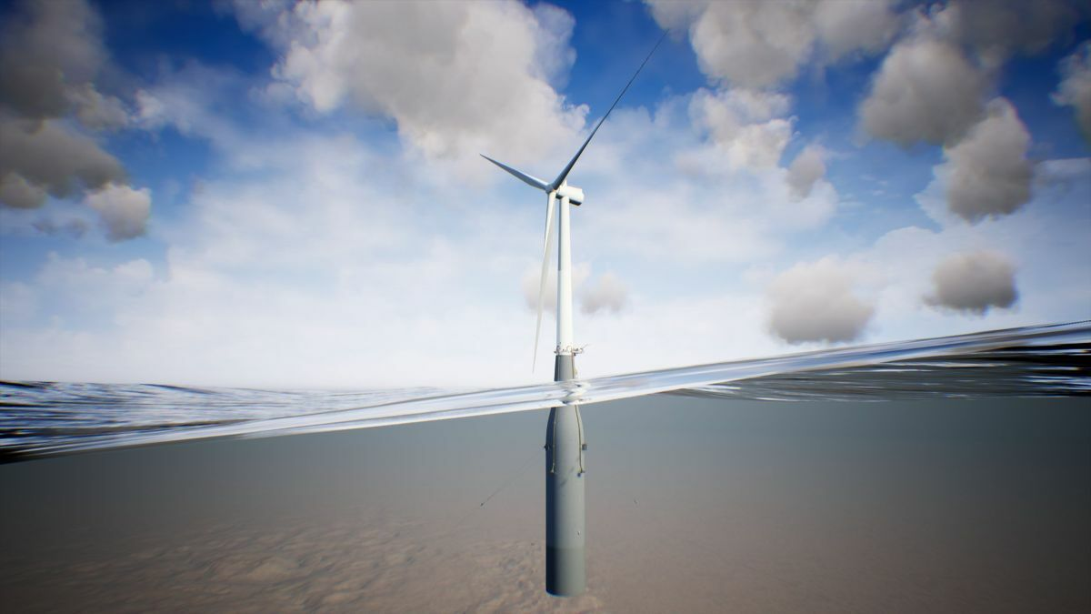 Floating windfarms represent a mooring system challenge unlike any other
