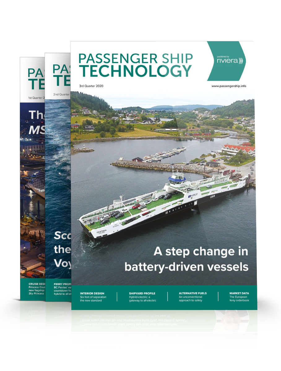 Passenger Ship Technology