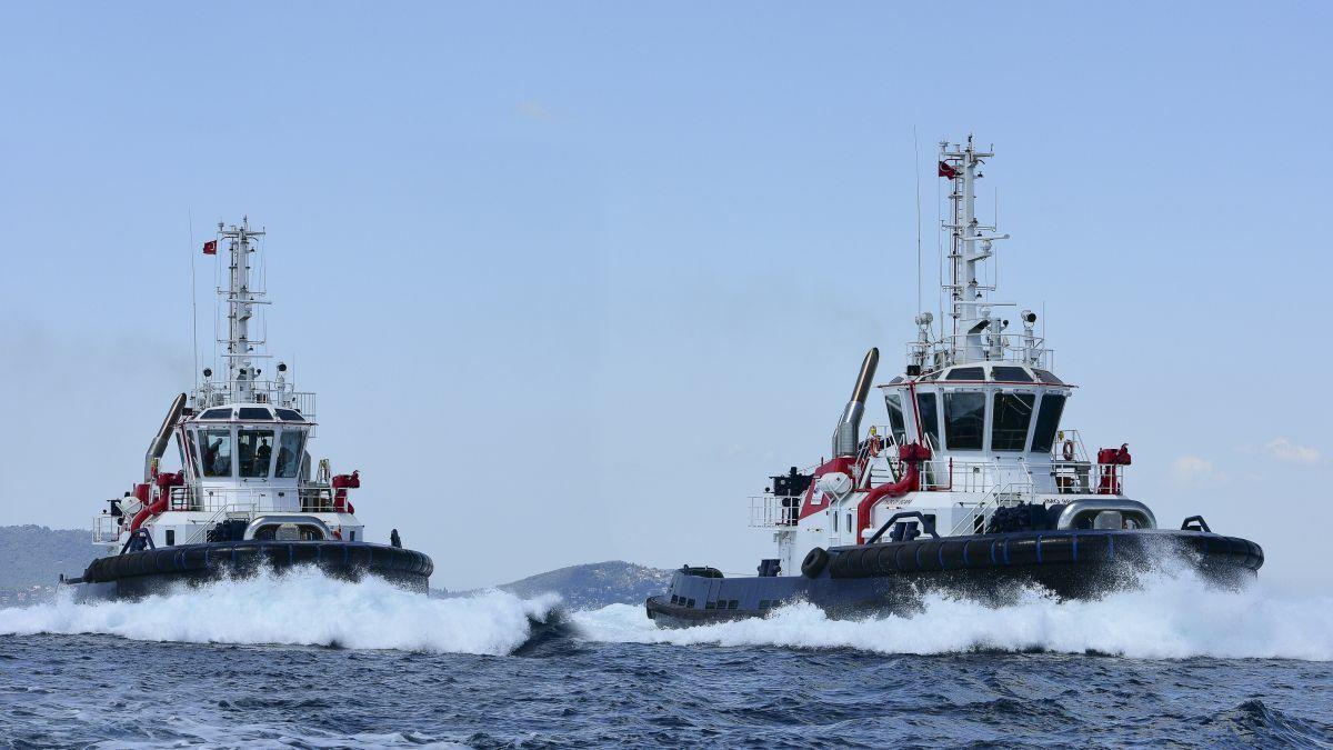 New tugs bolster tanker berthing in Orkney