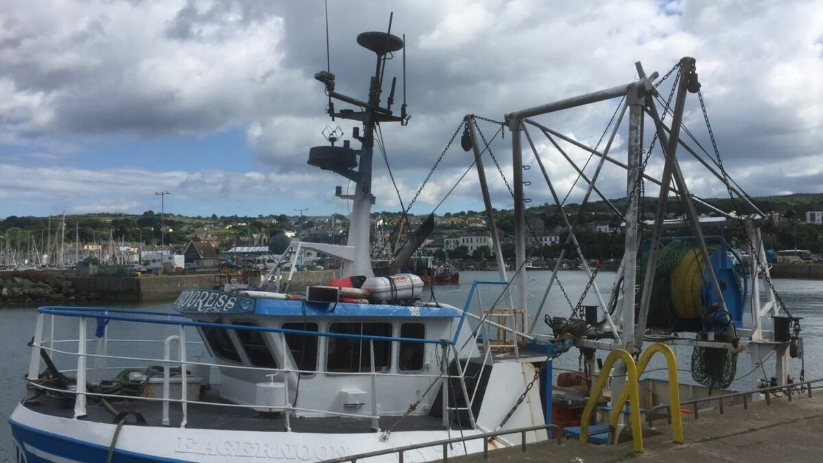 Fishing vessels in Wales will have AST's iVMS installed (source: AST)