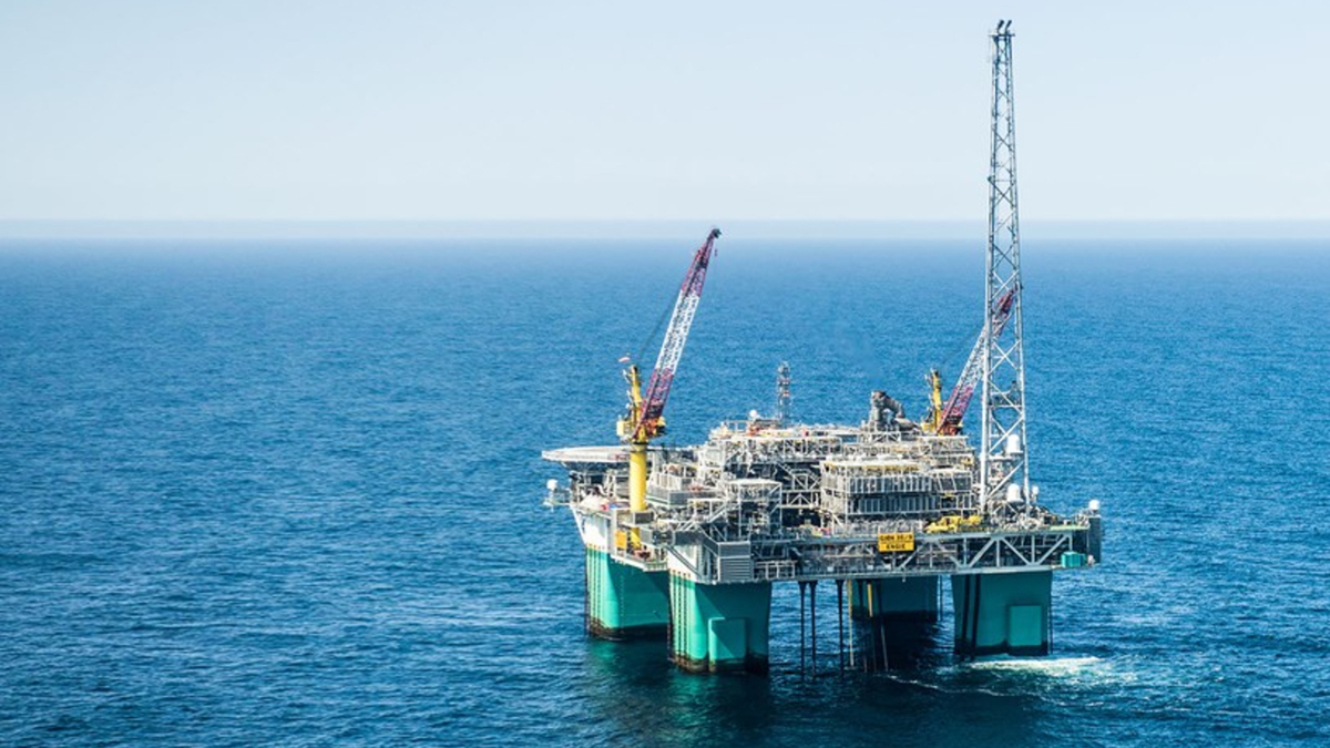 Operated by Neptune Energy, the Gjøa platform is located in the north of the North Sea, 45 km off the coast of Florø (Source: Neptune Energy/Jan Inga Haga)