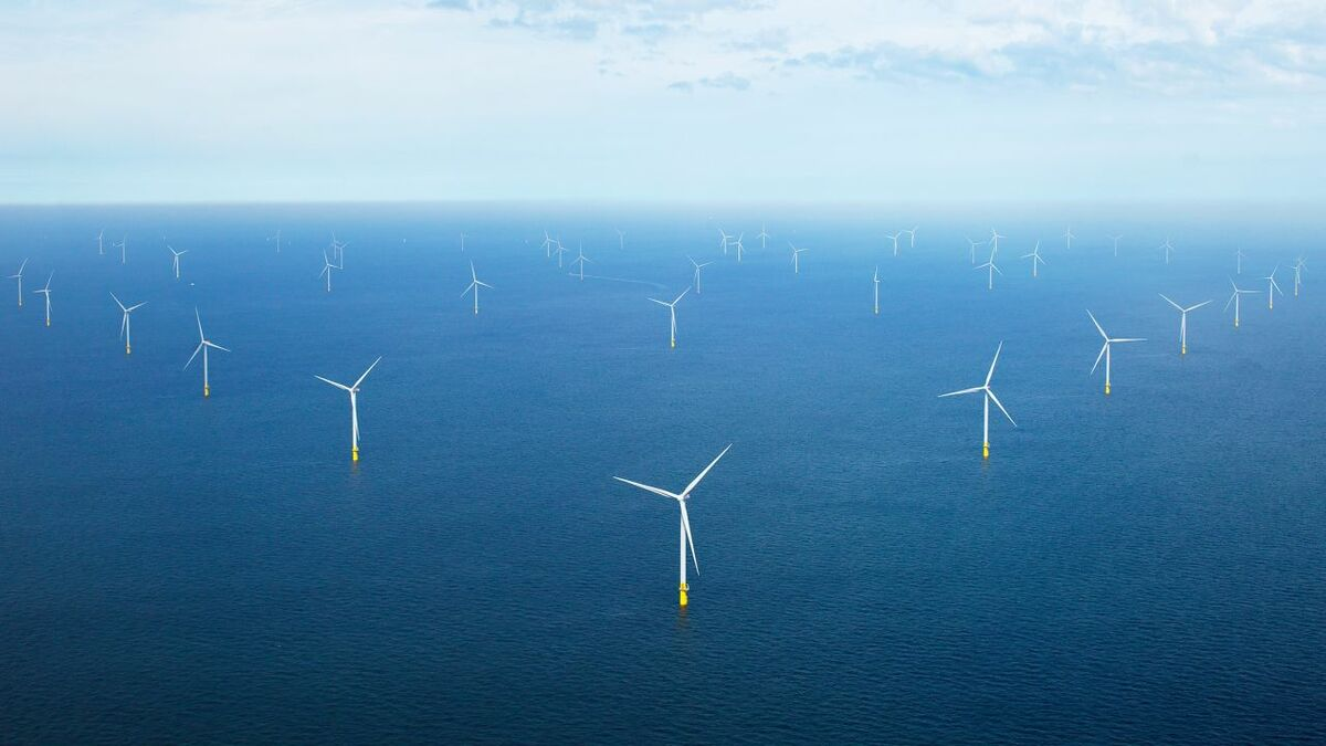 Electricity used in the Dutch project to produce green hydrogen could come from Ørsted's Borssele 1 & 2 offshore windfarm