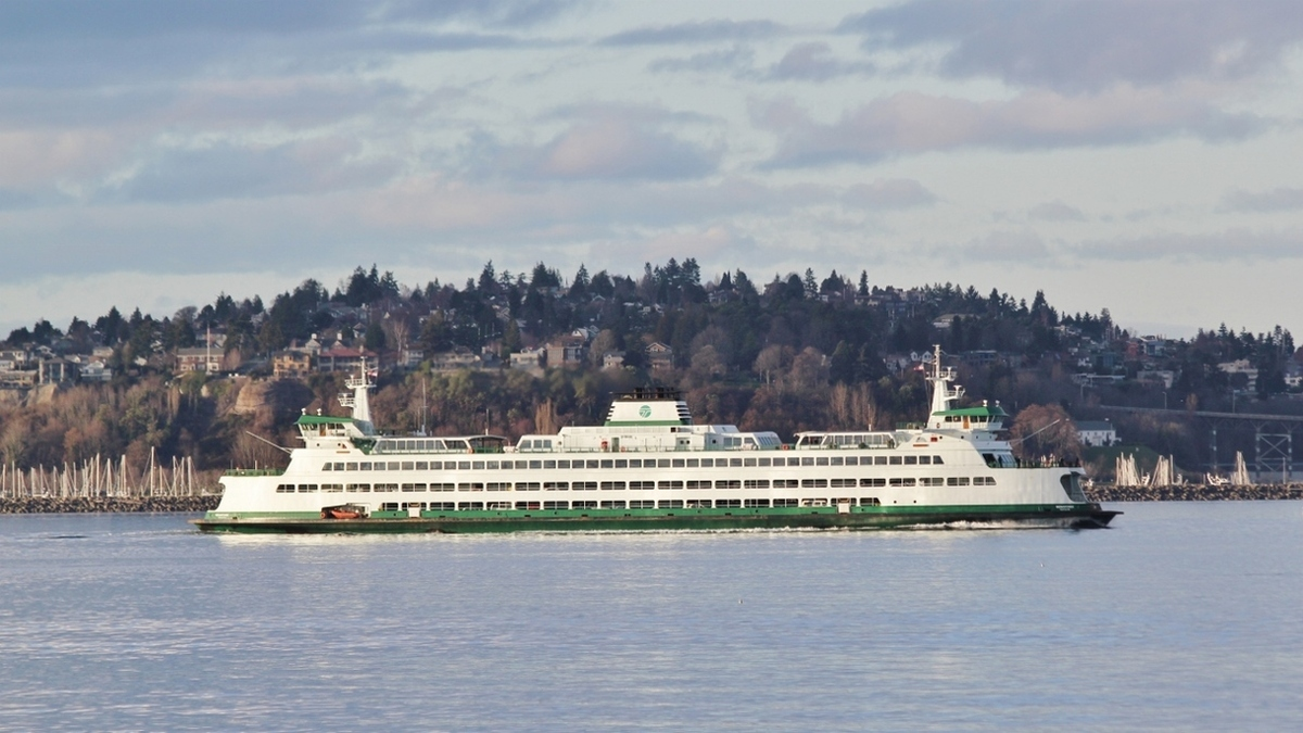 Washington State Ferries to electrify 16 new vessels by 2040