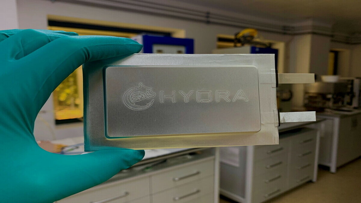 The EU battery research project HYDRA kicks off