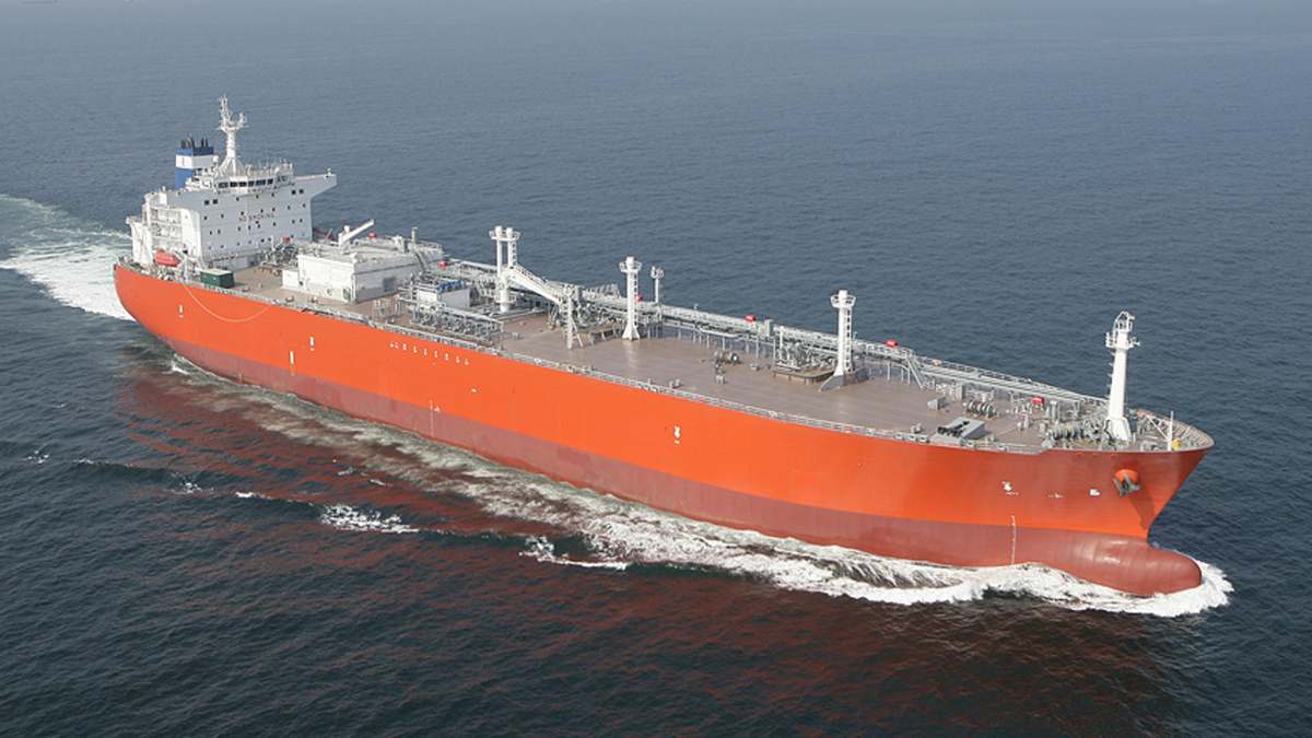 IINO Lines orders first dual-fuel LPG carrier