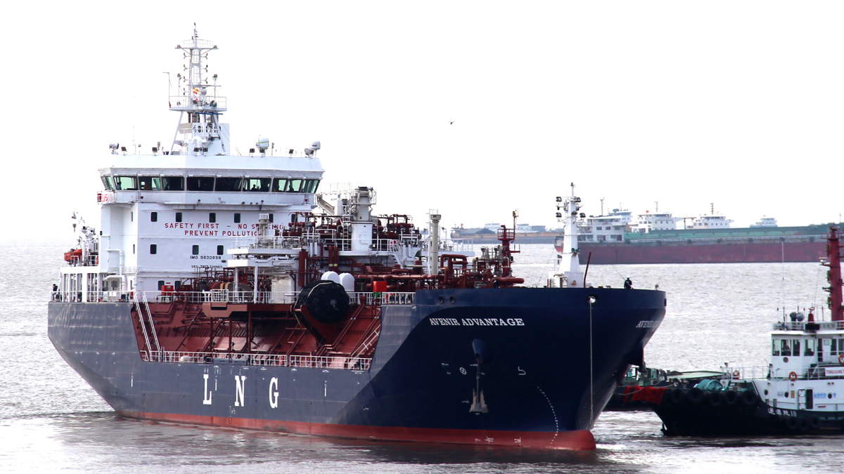 Avenir Advantage is the first of six LNG bunker vessels for Avenir LNG, underpinning the expansion of LNG as a fuel (source: Avenir LNG)
