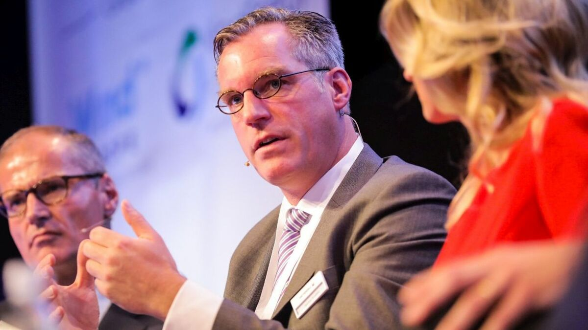 Gunnar Groebler is a well-known figure in the wind energy industry and was until recently chairperson at WindEurope