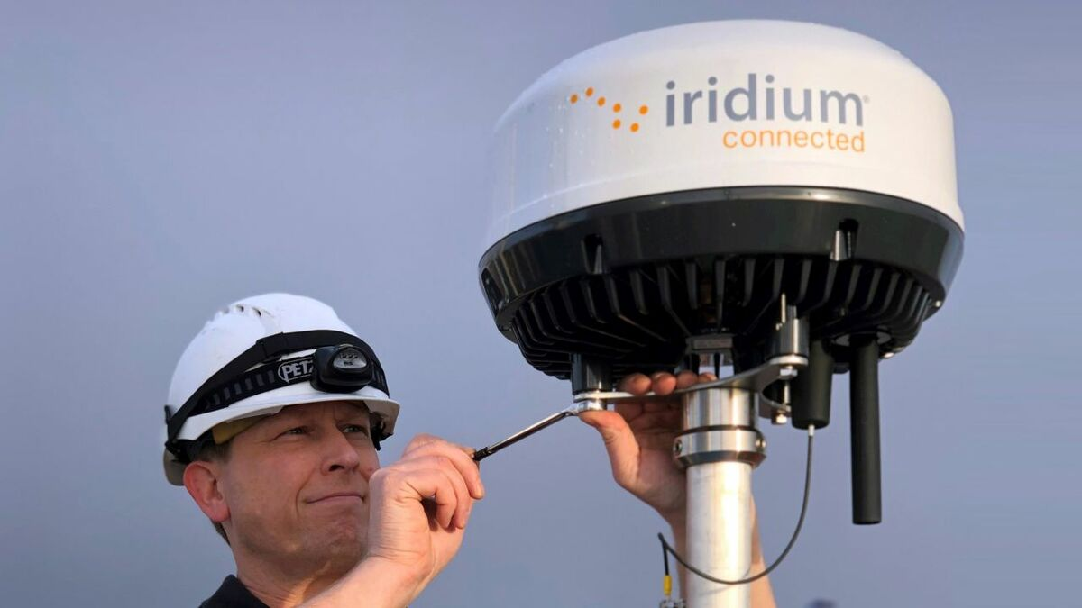 Rising demand for Iridium Certus terminal installations on ships (Source: Satcom Global)