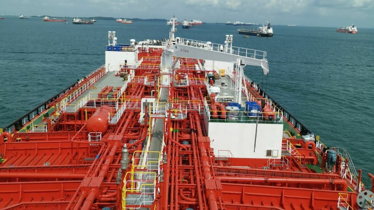 Maritime Comity's cargo arrangements consists of 21 tanks in total (source Aurora Tankers)