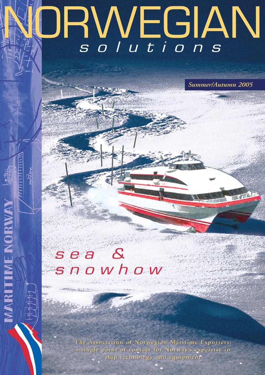 Norwegian Solutions 2005