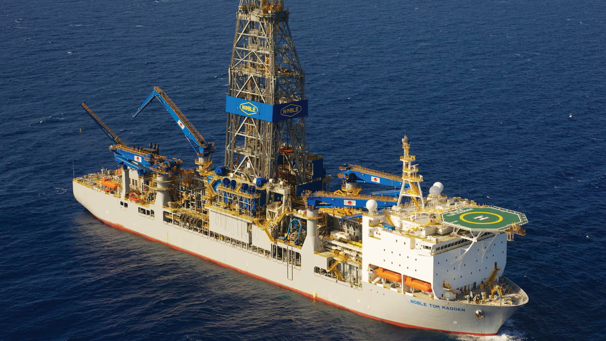 ExxonMobil has extended the rig contract for Noble Tom Madden for another 6.5 years in Guyana to 2030 (source: Noble)
