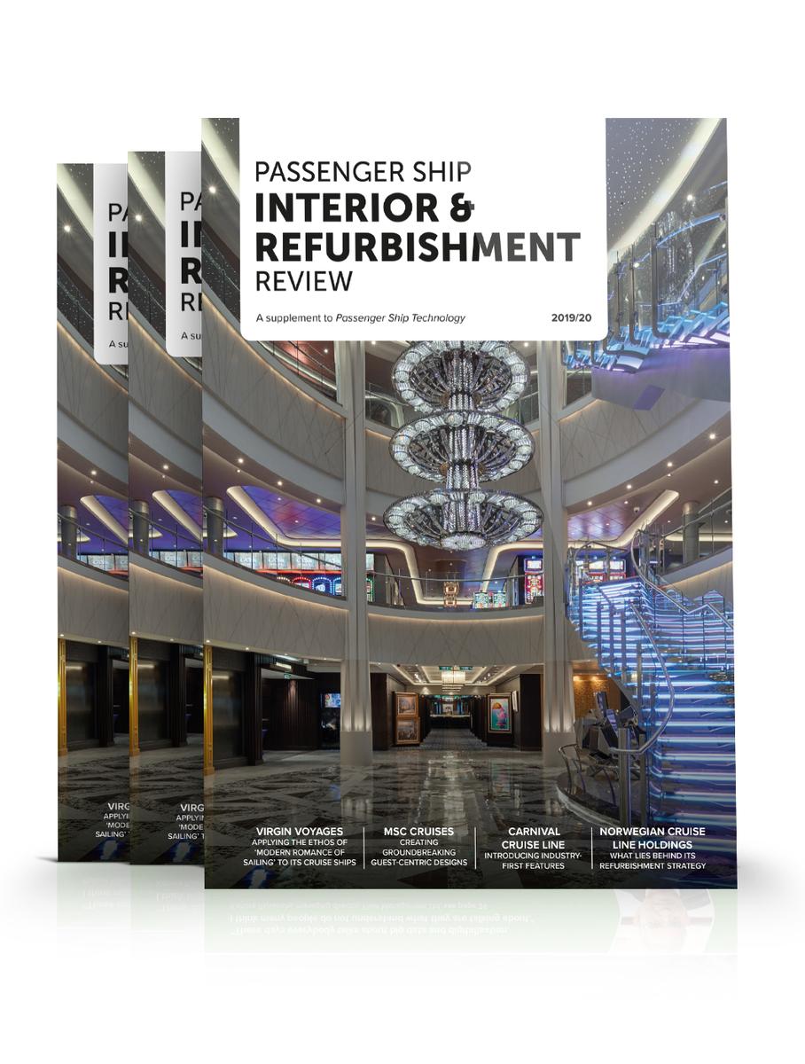 Passenger Ship Interior & Refurbishment Review
