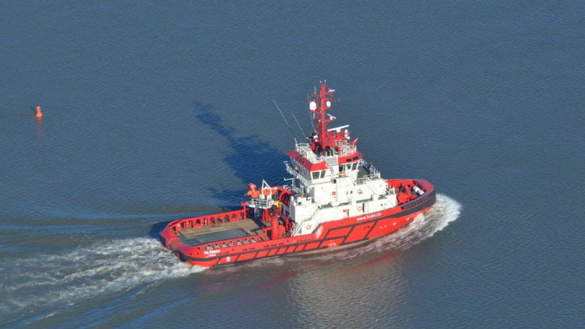 Kotug acquired BB Power anchor handling tug with four ABC engines (source: ABC)