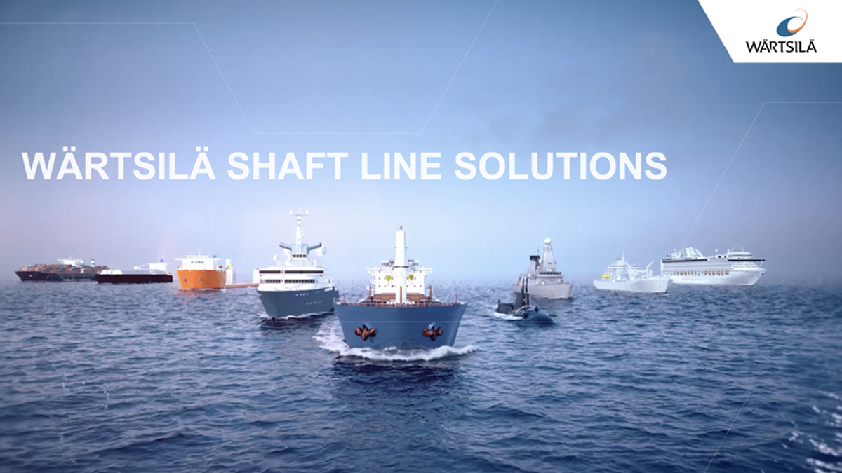 Wärtsilä Seals & Bearings has announced the restructuring of its services and name change to Wärtsilä Shaft Line Solutions