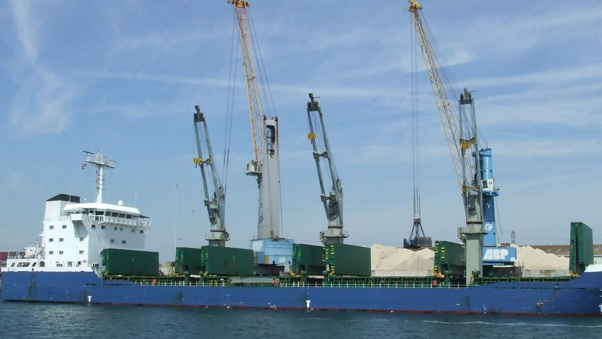 Ships will need to reduce their carbon footprint through improved efficiency and lower emissions