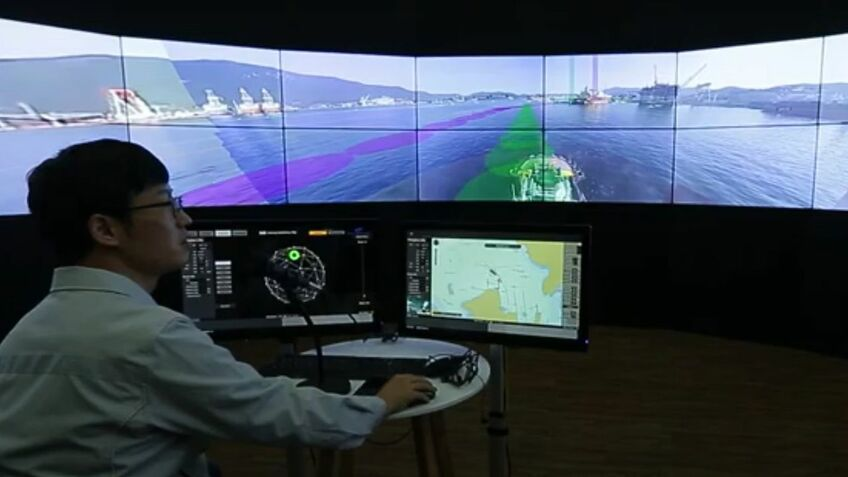 Samsung tests autonomous ship technology on tug