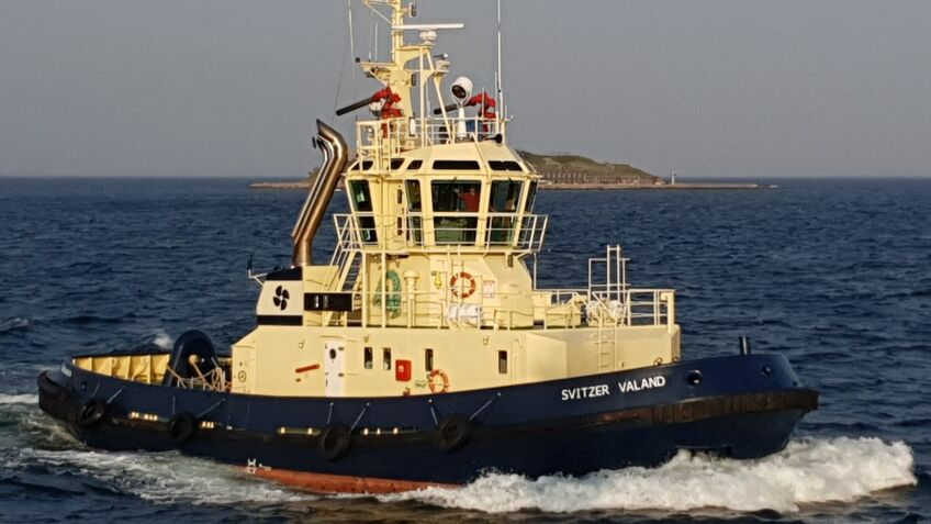 Svitzer expands German tug services