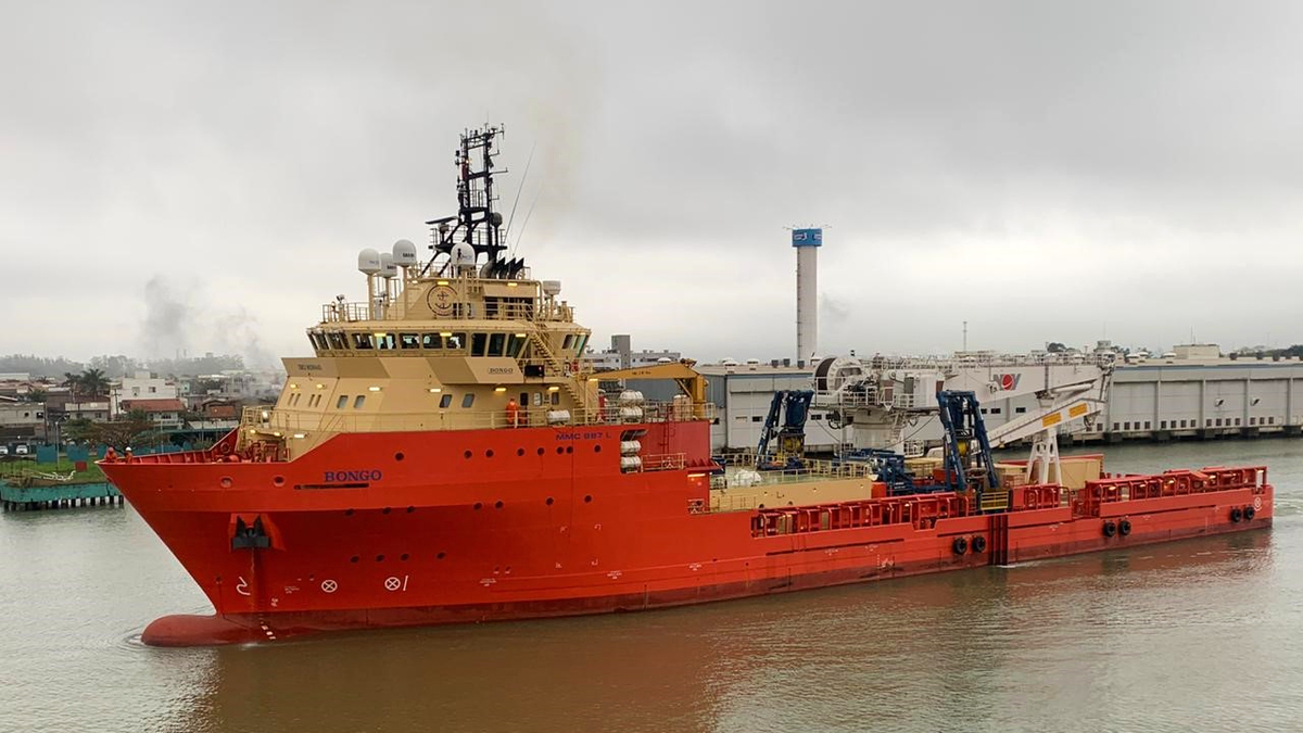 The ROV support vessel Bongo is one of C-Innovation's vessels being upgraded with Sonardyne technologies (source: C-Innovation)