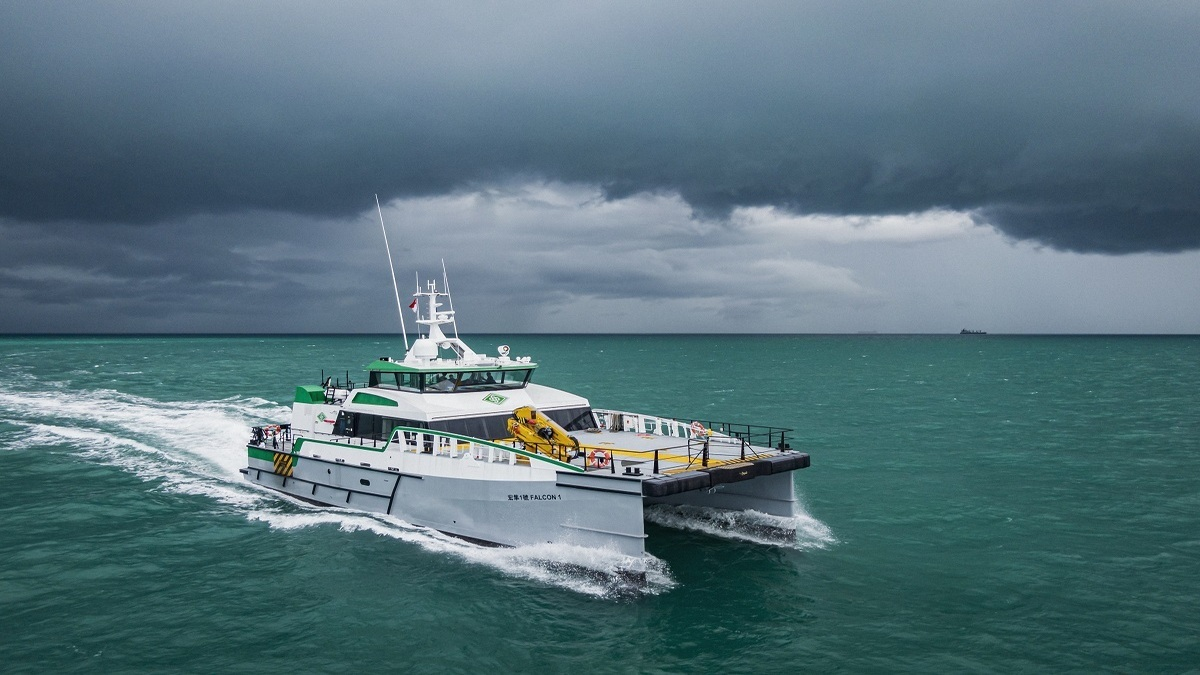 Damen fast crew supplier receives ABS approval in principle