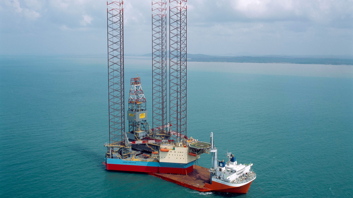Maersk Drilling installed SCR systems on Maersk Innovator to cut NOx emissions (source: Maersk Drilling)