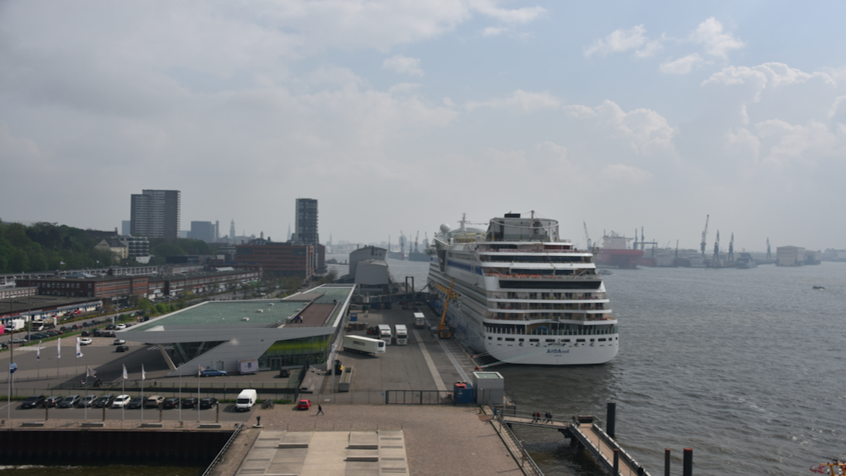 The Port of Hamburg is among the leaders in providing onshore power supply infrastructre (Image: Hafen Hamburg)