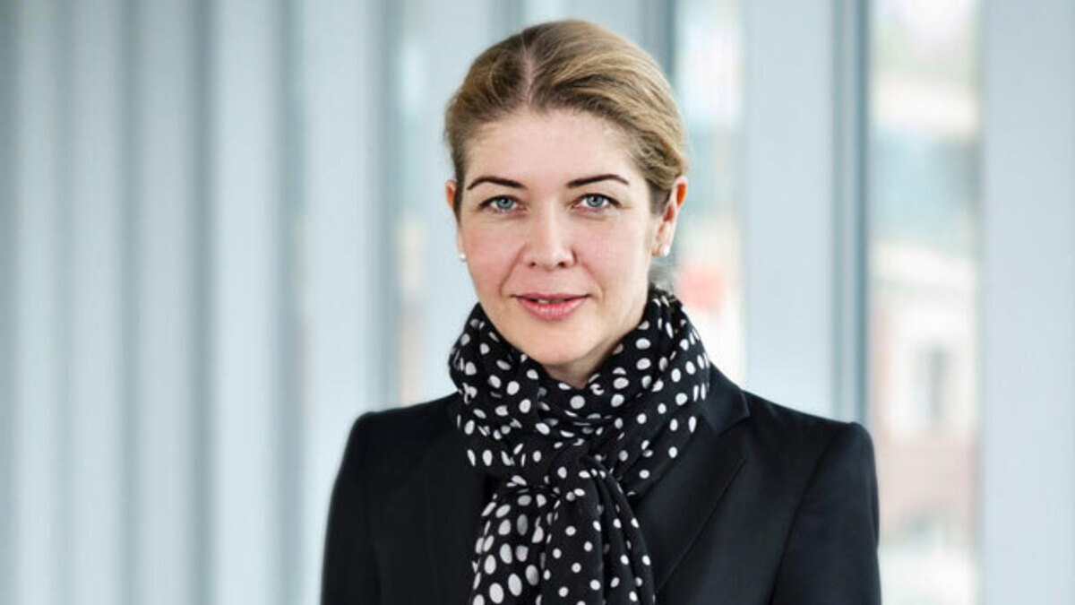 Sara Helweg-Larsen will take over as VP Group Communications at Alfa Laval (Image: Nordea)