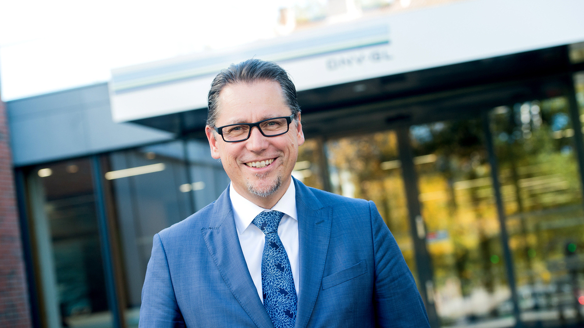 DNV GL appoints new board chair