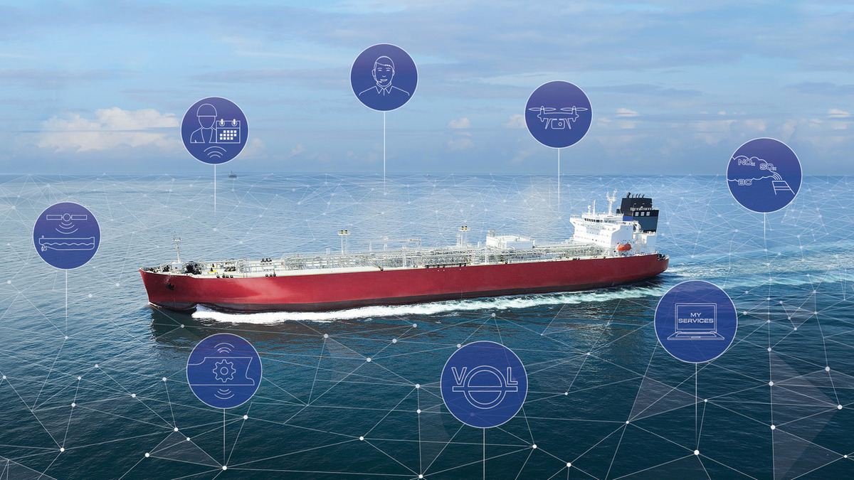 DNV GL adds 'Digital Features' chapter to class rules