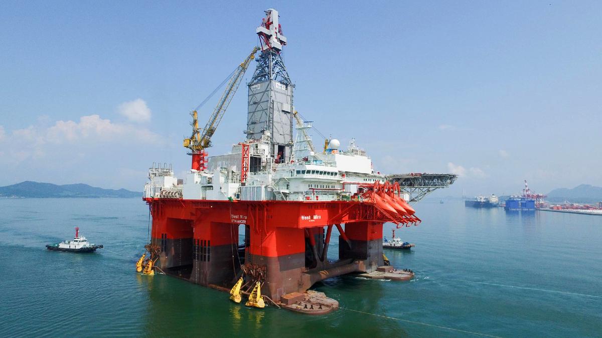 Seadrill to raise US$350M, cut liabilities