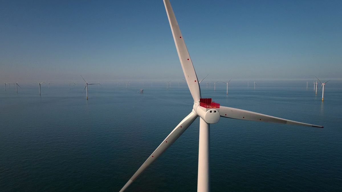 Ørsted has around 1,500 turbines to maintain worldwide, but will have many more by the end of the decade