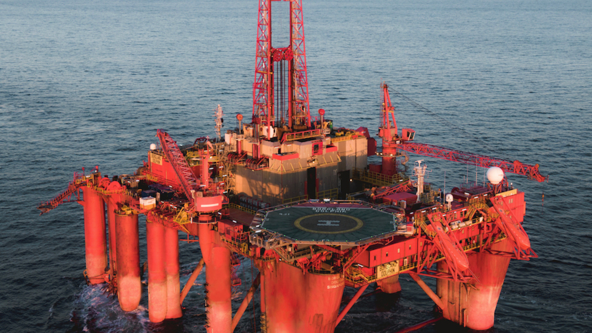 Dolphin Borgland has been secured for a combined exploration and P&A contract for the NCS (source: Dolphin Drilling)