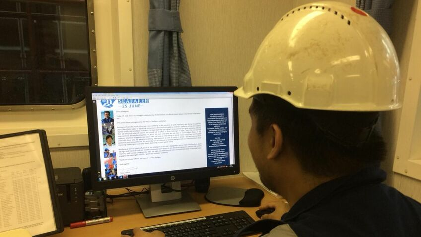 Seafarer competency management improves ship safety