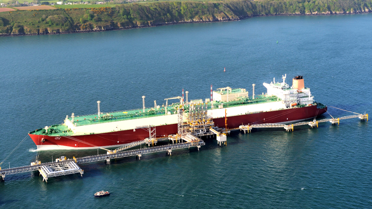 One of the largest LNG carriers in the world, Lijmiliya was transitioned to Nakilat's in-house management arm (source: Nakilat)