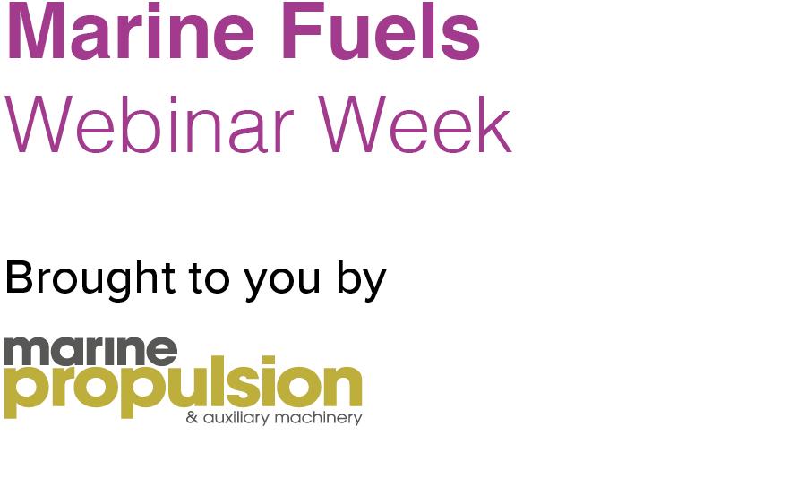 Marine Fuels Webinar Week
