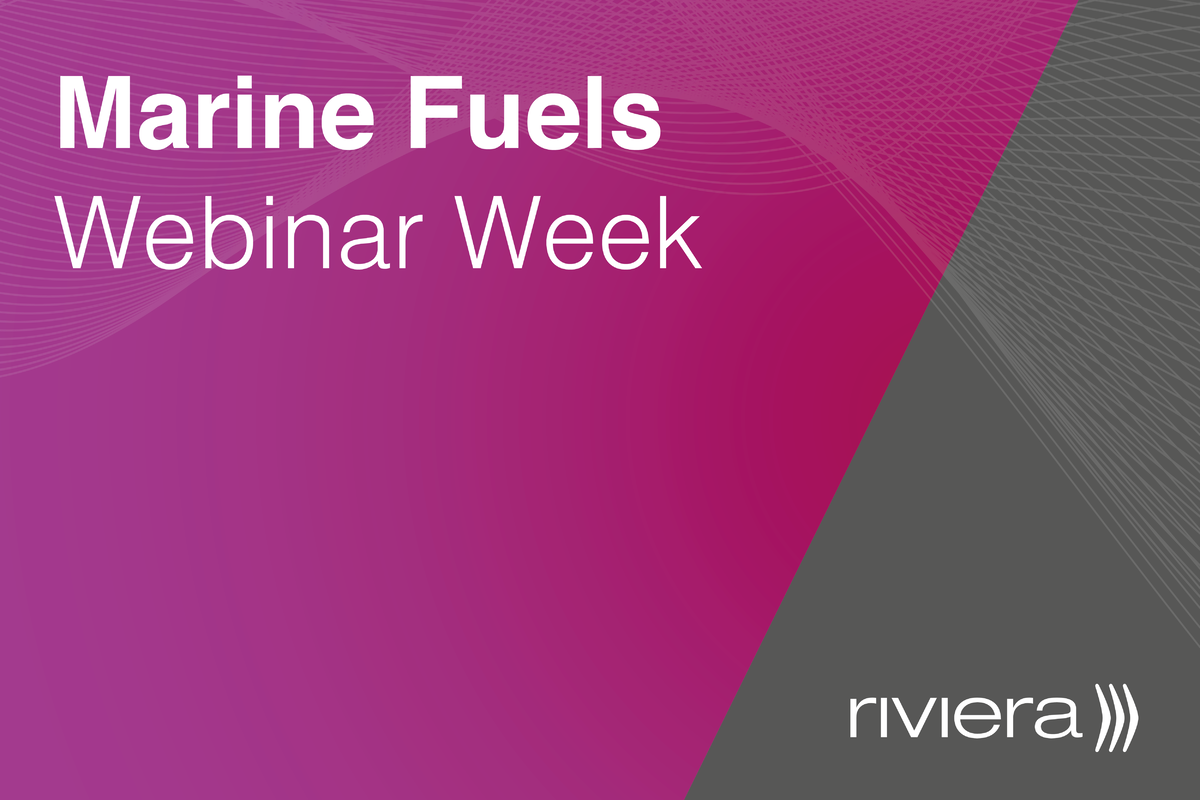 Marine Fuels Webinar Week