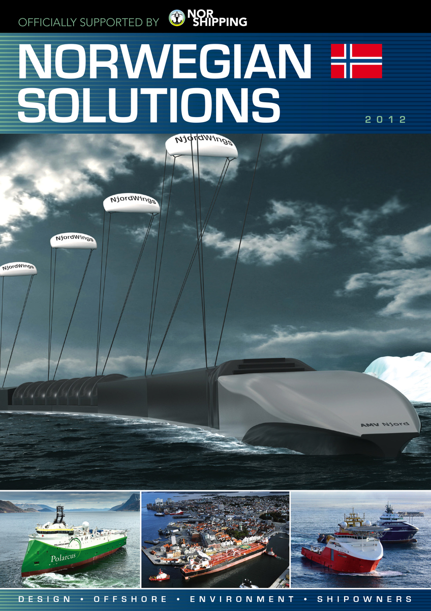 Norwegian Solutions 2012