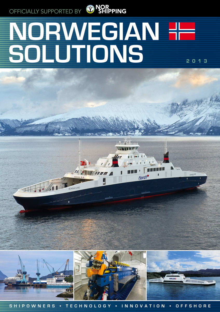 Norwegian Solutions 2013