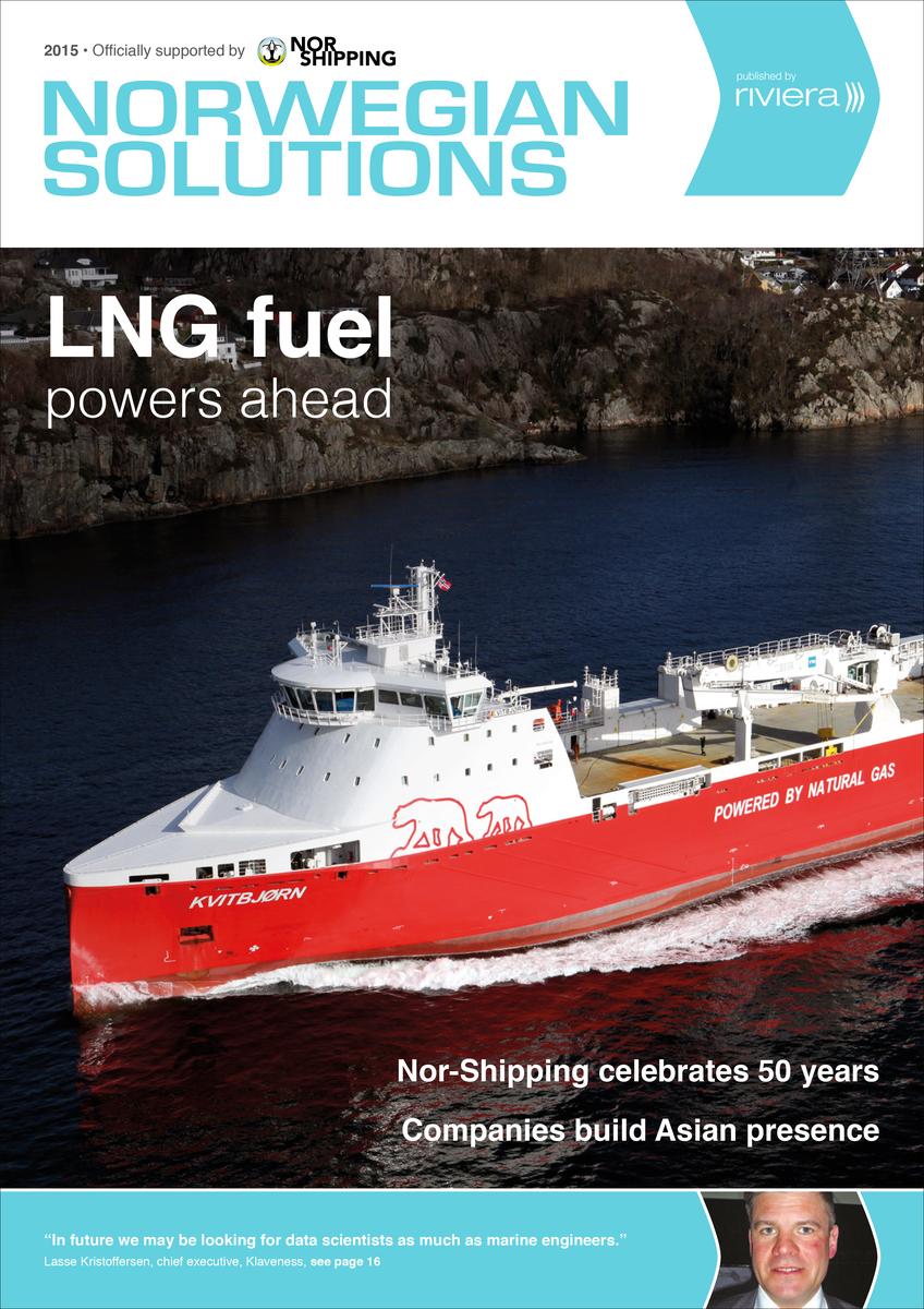 Norwegian Solutions 2015