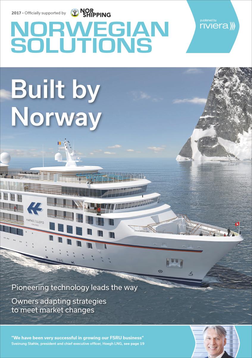 Norwegian Solutions 2017