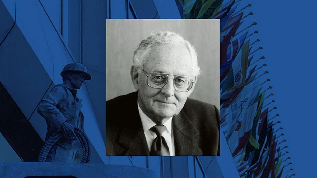 Former IMO secretary-general Bill O'Neil passes away