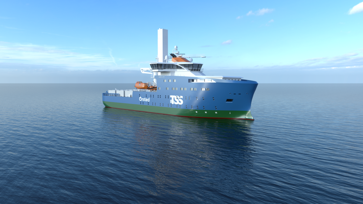 Future OSV is smart, connected and electrified