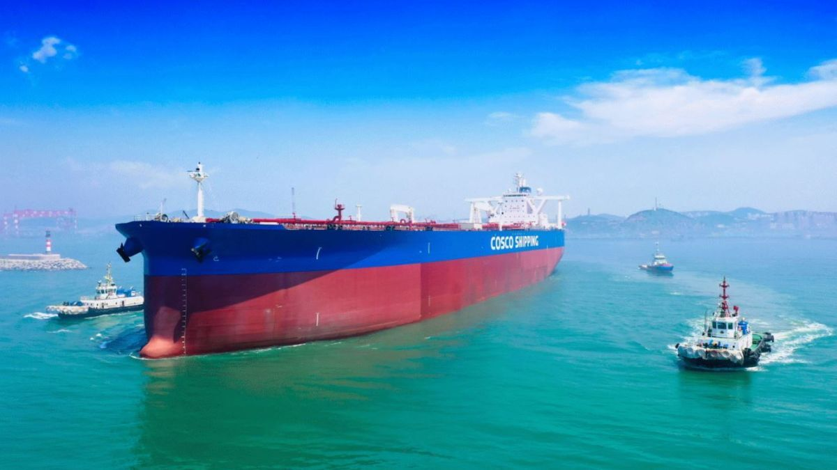 Lighter VLCC will save US$500,000 a year